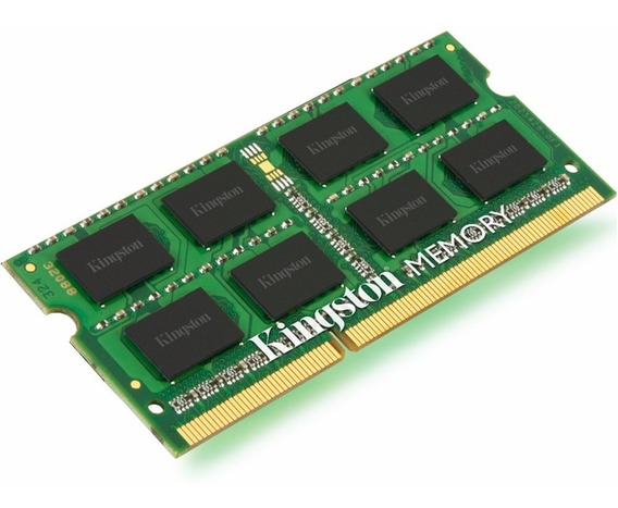 Memoria Sodimm 8gb Kingston Ddr3 1600mhz Notebook Ds