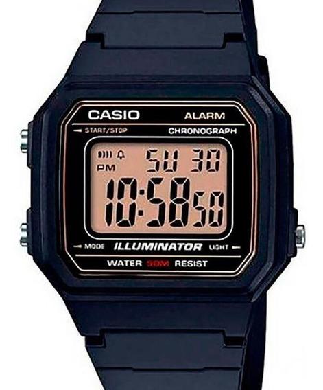Relógio Casio Masculino Vintage W-217h-9avdf-br