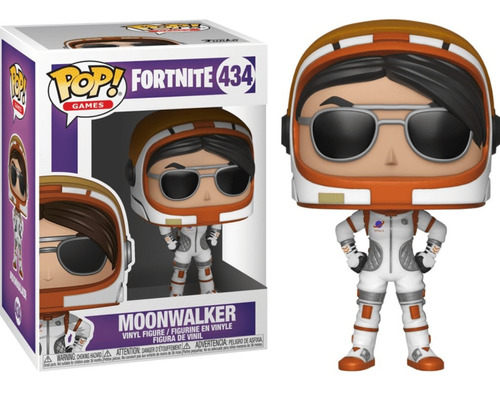 Funko Pop Moonwalker Fortnite - 15% Off Cachavacha
