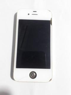 iPhone 4 Tela Trincada Retirada De Peças