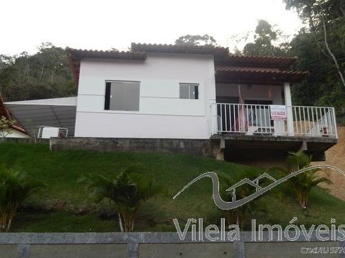 Imagem 1 de 13 de Casa De Condominio Em Vila Margarida  -  Miguel Pereira - 678