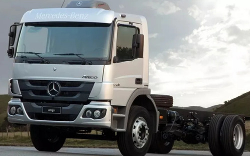 Mercedes Benz C Atego 1726-s36 Cd