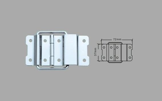 Dobradiça Para Case Tamanho Pequeno Kit