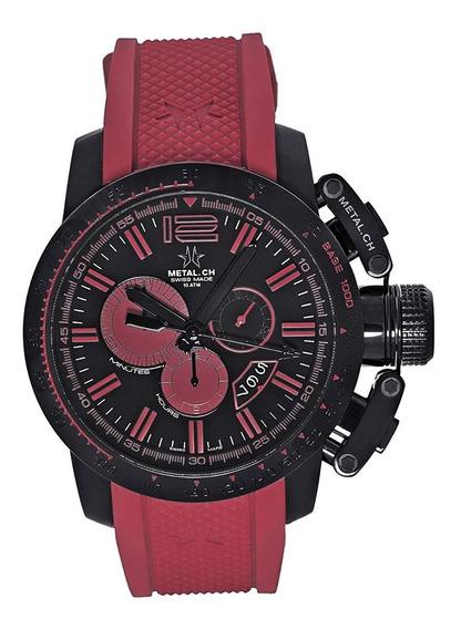 Reloj Metal Ch Casio Nautica Invicta Timex Guess Bulova Ecko