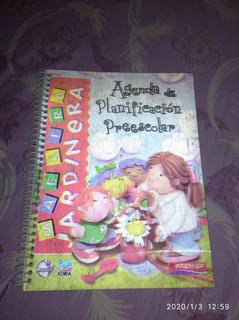Agenda De Planificación Preescolar Docente De Preescolar 5v