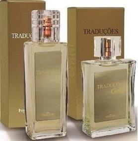 Perfume Traduções Gold Hinode Escolher A Fragrância - 100ml