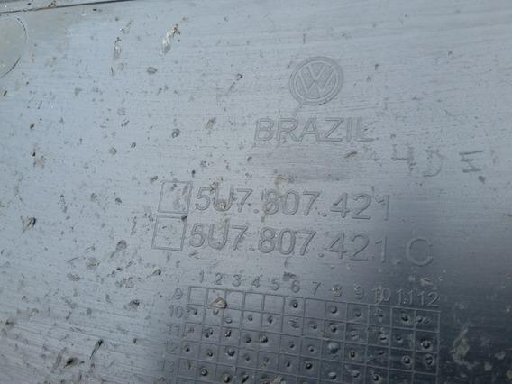 Parachoque Traseiro Central Vw Saveiro G5 5u7807421