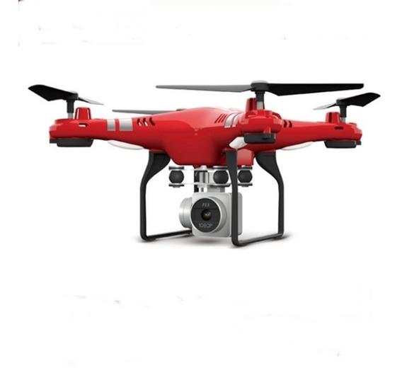 Drone Quadcoptero Rádio 2.4gz Modelo: Ky101 Com Câmera