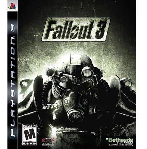 Jogo Fallout 3 Ps3 M. Fisica