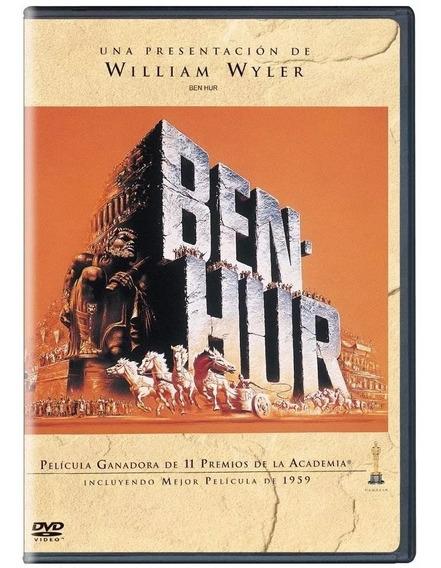 Ben-hur Charlton Heston Pelicula Dvd