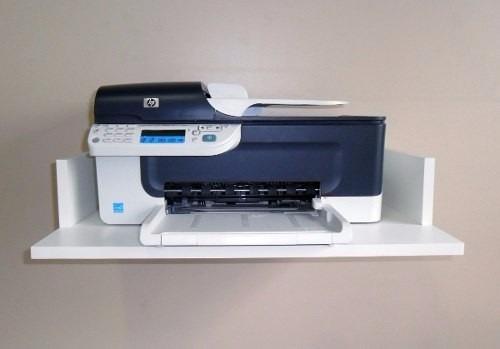 Suporte Impressora Mdf, Prateleira, Estante,notebok 50x35
