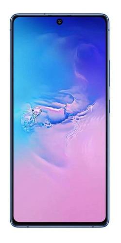 Imagem 1 de 4 de Seminovo: Samsung Galaxy S10 Lite 128gb Azul Excelente