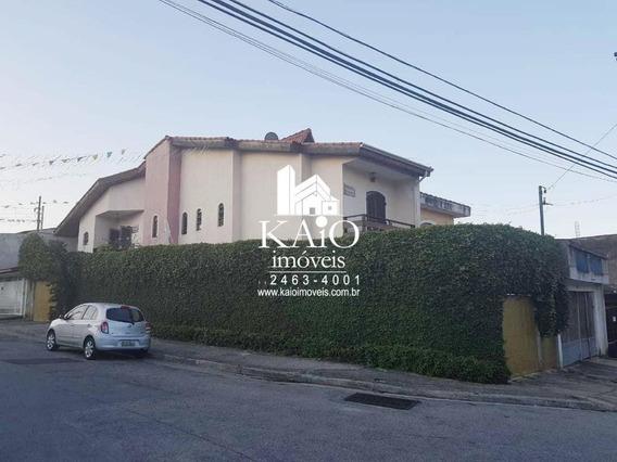 Sobrado Com 2 Dormitórios À Venda Por R$ 532.000 - Jardim Santa Mena - Guarulhos/sp - So0129