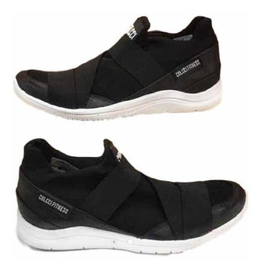 Tenis Feminino Meia Colcci Fitness Sneaker Treino Hardcore