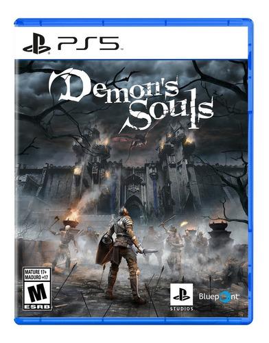 Imagen 1 de 4 de Demon's Souls Remake Standard Edition Sony Ps5 Físico
