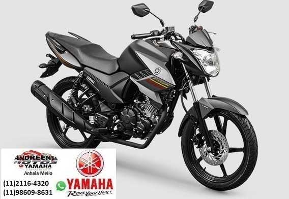 Fazer 150 Sed Ubs - 2020 - Sem Entrada - Yamaha-sp - Sem Cnh