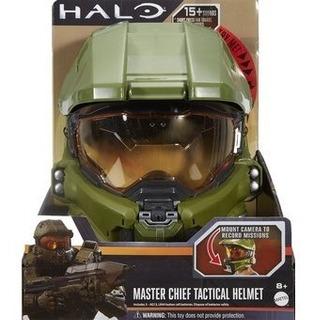Casco Halo Master Chief Mattel, Envio Gratis!!!