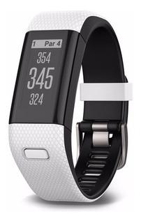 Relógio Monitor Cardíaco Garmin Approach X40 P/ Golf Branco