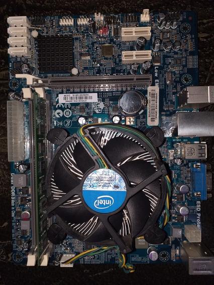 Kit I5-3330 3.0ghz Placa Mãe Ipmh61r3 4gb Memoria Ram Ddr3