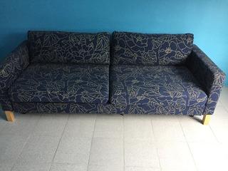 Sofá-cama Ikea, Modelo Karlstadt Cama Doble Individual