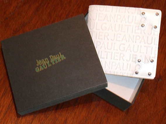 Jean Paul Gaultier Cartera Caballero Versace Coach Armani