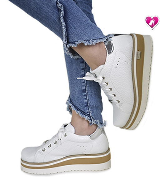 Zapatilla Ulitma Moda Sneakers Otoño Aw19 De Shoes Bayres