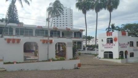 Hotel En Venta En Playa La Audiencia En Manzanillo