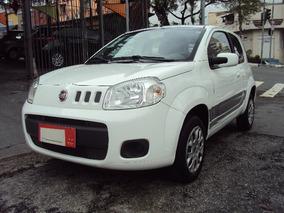 Fiat Uno 1.0 Vivace Flex 2p 2015 Completo Zerado