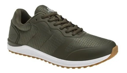 Zapatillas Topper Dakota Verde Militar 38 Al 44 88944