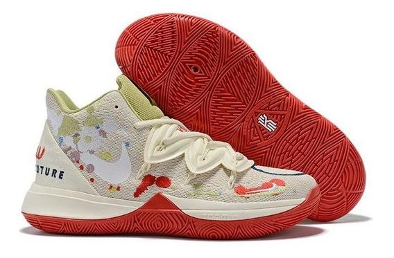 Tênis Nike Kyrie 5 Cream Bandulu Original
