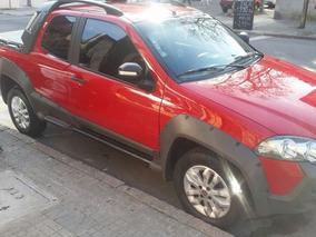Fiat Strada Adventure Doble Cabina Locker 1.6