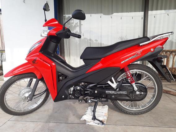 Honda Wave 2019