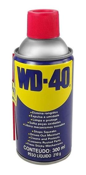 Aditivo Wd40 Anti Ferrugem - Wd40 300ml