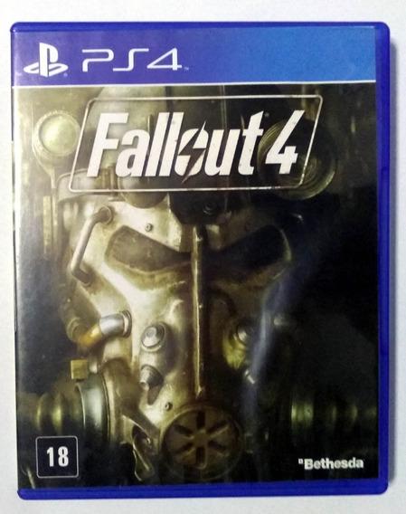 Fallout 4 Ps4 Mídia Física