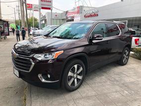 Chevrolet Traverse Lt Aut 2018