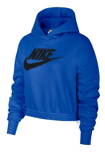 Degenerar banda Dialecto  Canguro Nike De Mujer W Nsw Icn Clsh Flc Hoodie Bb Cj2034-4 | Mercado Libre