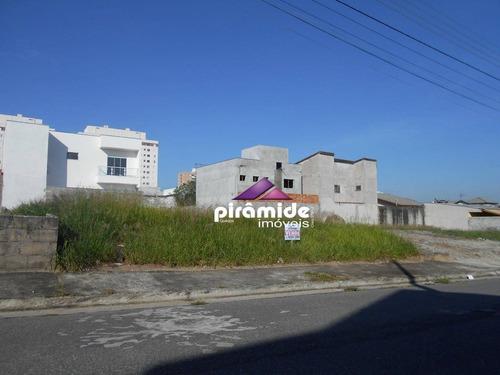 Terreno À Venda, 250 M² Por R$ 240.000,00 - Villa Branca - Jacareí/sp - Te0892