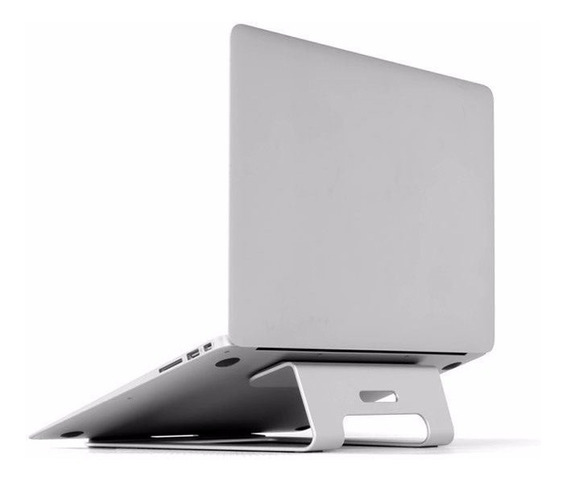 Stand Suporte Mesa Dock Station Aluminio Macbook Ultrabook