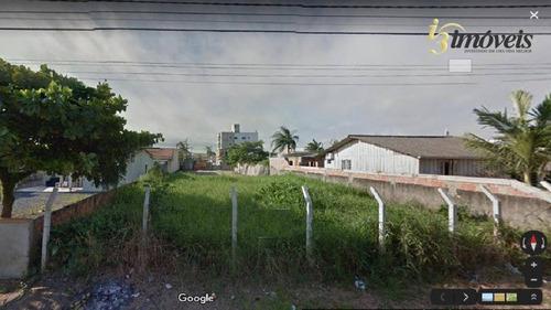 Terreno À Venda No Centro De Navegantes. - Te0135