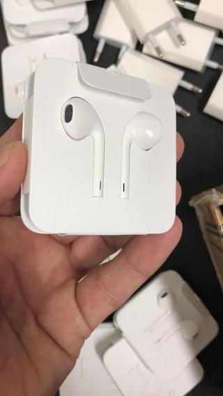 Fone De Ouvido, Fonte E Cabo Original Apple Atacado!