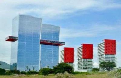 3 Recamaras, Cuarto De Servicio, Gran Terraza, Torre 200.