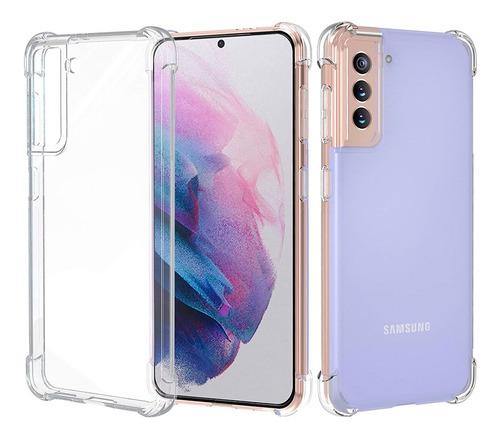 Protector Samsung Galaxy S21 Plus Con Puntas Reforzadas
