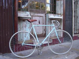 Bicicleta Fixie Carrera Retro Vintage Bici