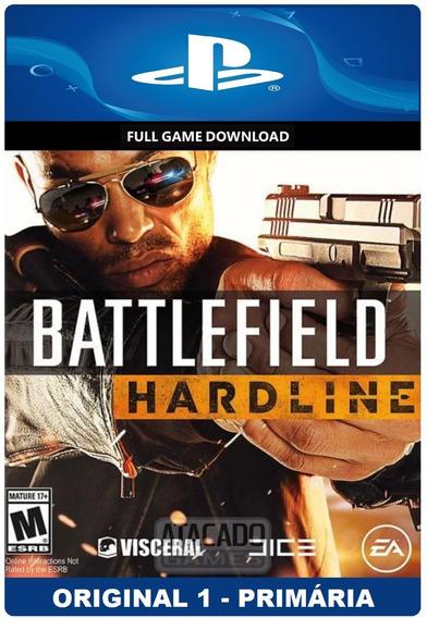 Battlefield Hardline - Ps4 - Digital 1