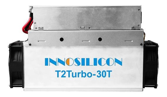 Mineradora Innosilicon Bitcoin T2t 30ths