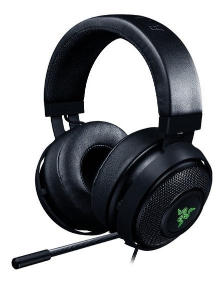 Headset Gamer Razer Kraken 7.1 Chroma V2 Oval Usb