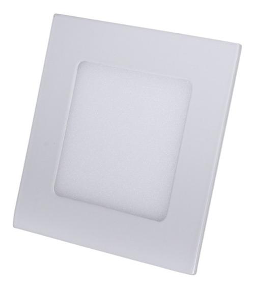 Plafon Led Quadrado Embutir Lolalux 4w Luminária Dicroica