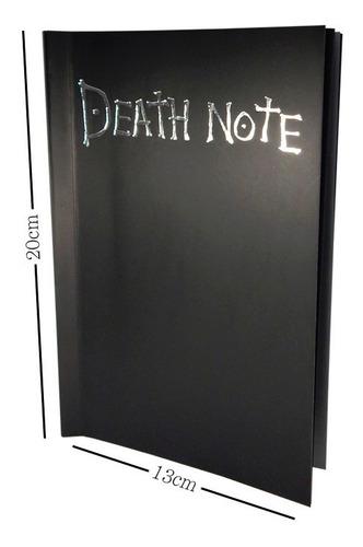 Imagen 1 de 6 de Death Note Libreta Light Ryuk L Reglas Falsas En Español