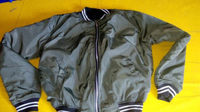Chamarra Tipo Bomber Ch, M, Y G