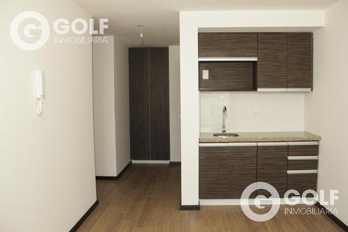 Vendo Apartamento 1 Dormitorio A Estrenar, Pocitos Nuevo